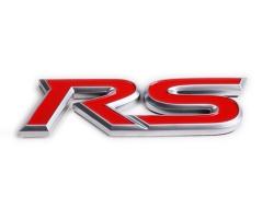 Шильдик RS для Audi