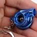 Брелок турбина(синий металлик)