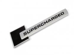 Шильдик Supercharged