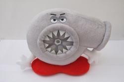 Плюшевая игрушка-турбина Turbo Timmy