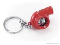 Электрический брелок турбина(цвет-красный)